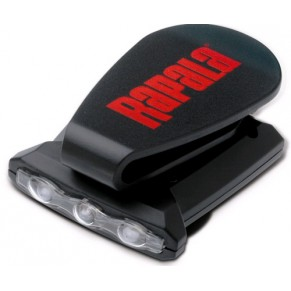 FCL фонарик на кепку Rapala - Фото
