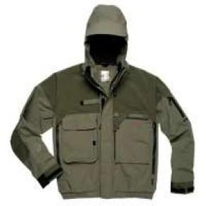21101-2(L) куртка Rapala L зеленая - Фото