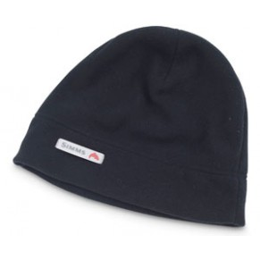 WS Stocking Cap Black шапка Simms - Фото