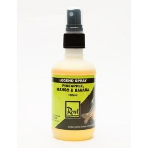 Legend Dip Spray Pineapple, Mango & Banana 100ml спрей Rod Hutchinson - Фото