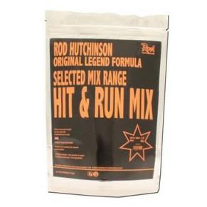 Hit & Run Mix 1,5 kg, базовая смесь Rod Hutchinson - Фото