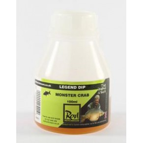 Legend Boilie Dip Monster Crab 100ml дип Rod Hutchinson - Фото