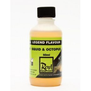 Legend Flavour Squid & Octopus  50ml аттрактант Rod Hutchinson - Фото