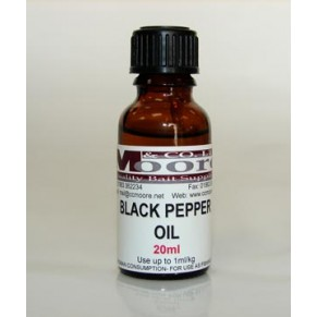 Black Pepper Oil 20ml масло CC Moore - Фото