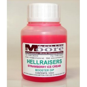 Strawberry Ice Cream Booster Dip 125ml дип CC Moore - Фото