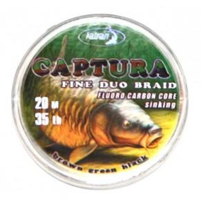 Повод. матер. CAPTURA 35 lb 20m К 17748 - Фото