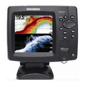 Fishfinder 597 CXI HD DI Combo эхолот Humminbird - Фото