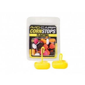 Corn Stops - Short/Mixed Colours стопоры Avid Carp - Фото