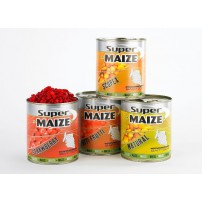 Canned Maize Natural кукуруза 695g...