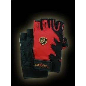 АG-836 Red/Black L перчатки Artinus - Фото