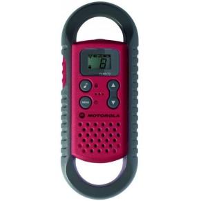 TLKR T3 красная - рация Motorola - Фото