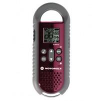 TLKR T5  вишневая - рация Motorola
