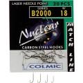 NUCLEAR B.2000 N. 18-20 AMI X BS крючки Colmic