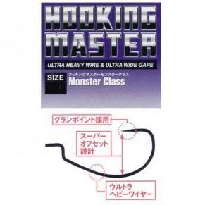 69636-1/0 HOOKING MASTER MONSTER CLASS крючок VARIVAS - Фото