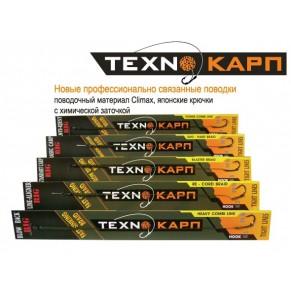 Поводок Climax RE-Cord Braid + K2 6 Texnokarp - Фото