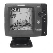 Fishfinder 748x 3D эхолот Humminbird