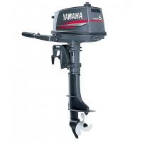 5CMHS лодочный мотор Yamaha двухтактный