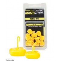 Maize Stops Floating  - Long Multi-coulored стопоры Avid Carp