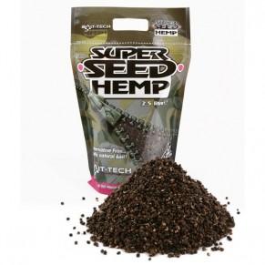 Super Seed Hemp 2.5lts. конопля Bait-Tech - Фото