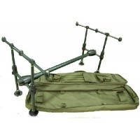 4 Play X Lite 3 Rod Adjustable Free Carry Case род-под Nash