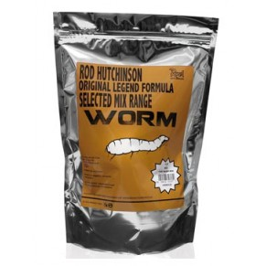 Worm Mix 1,5 кг базовая смесь Rod Hutchinson - Фото