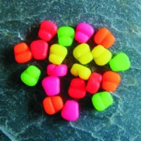 Mini Mixed Fluoro Colours стопор кукуруза Enterprise Tackle