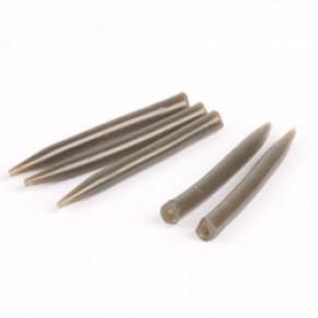 Anti Tangle Sleeves x 50 - New Brown трубка коническая Fox - Фото