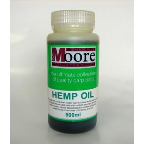 Hemp Oil 0,5 Litres добавка CC Moore - Фото