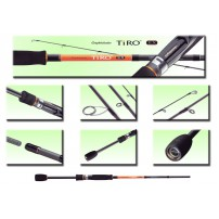 Tiro EX GOTXS 762L 2.29m 1-12gr удилище Graphiteleader