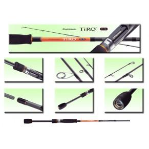 Tiro EX GOTXS 762L 2.29m 1-12gr удилище Graphiteleader - Фото