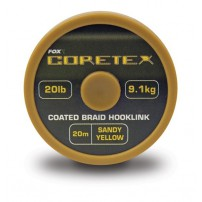 Coretex 35lb weedy green x 20m повод. матер...
