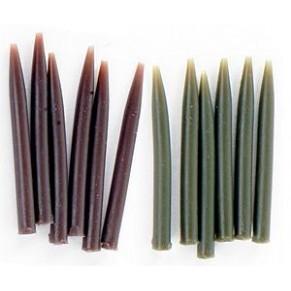 Anti Tangle Sleeves x 50 Camo Green противозакручиватель Fox - Фото