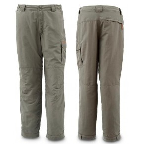 Coldweather Pant Dk.Elkhorn XL брюки Simms - Фото