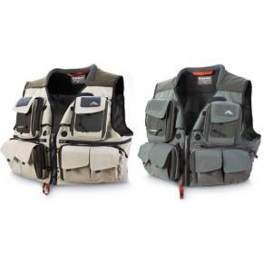 G3 Guide Vest Gunmetal L жилет Simms - Фото
