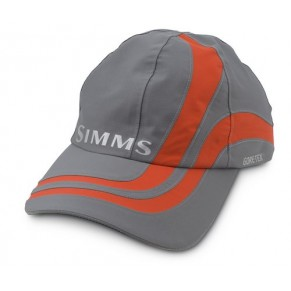Pro Dry Gore-Tex Cap Steel Grey кепка Simms - Фото