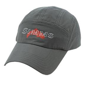 Microfiber SB Cap Pewter кепка Simms - Фото