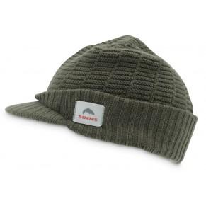 Visor Beanie Green кепка Simms - Фото