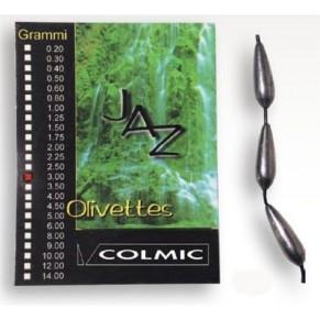 JAZ 2.50GR (B.5P z) груз-оливка Colmic - Фото