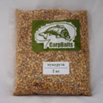 Carp Baits кукуруза (целая с хвостиками)