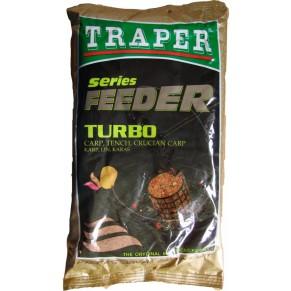Feeder Turbo прикормка 1кг Traper - Фото