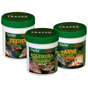 Attractor 70gr Feeder сухой аттрактант Traper - Фото