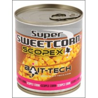 Super Sweetcorn Scopex 300g кукуруза Bait-Tech