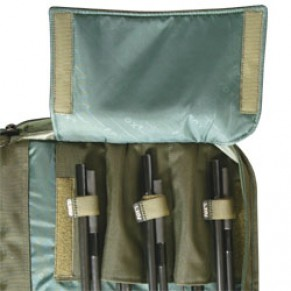 FX12ft Rod Holdall 3up 2down чехол Fox - Фото