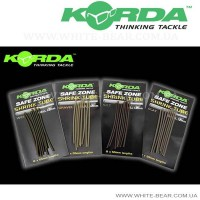 Safe Zone Shrink Tube Silt 1,2 термоусадка Korda