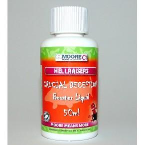 Crucial Deception Hellraisers Booster Liquid 50ml бустер CC Moore - Фото