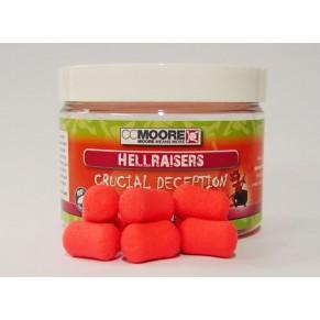 Crucial Deception Hellraisers (40) 10x14mm Dumbells бойлы CC Moore - Фото