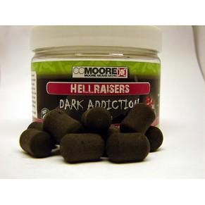Dark Addiction Hellraisers 10x14mm Dumbells (40) бойлы CC Moore - Фото
