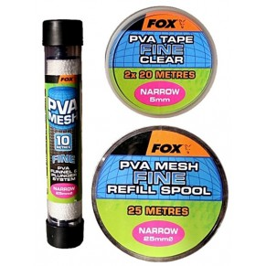 PVA Mesh Wide 10m Wide Heavy Mesh пва система Fox - Фото