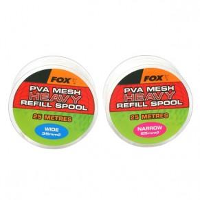 PVA Mesh Wide 25m Heavy Mesh Refill (сетка запасная) Fox - Фото