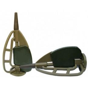 Metod трехгранная 35 гр. кормушка Texnokarp - Фото